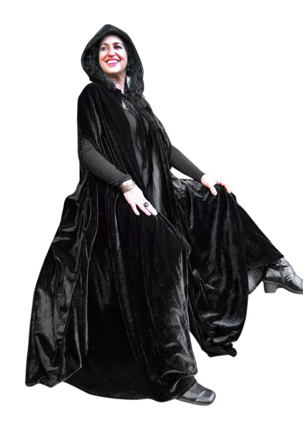 Raven Fox Capes and Cloaks