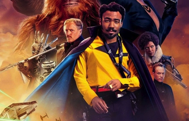 "6e9f4946 Lando's Big Cape Reveal Coming Soon in ""Solo: A Star Wars ..."