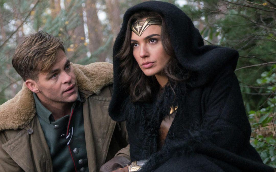 Medieval Capes in Wonder Woman
