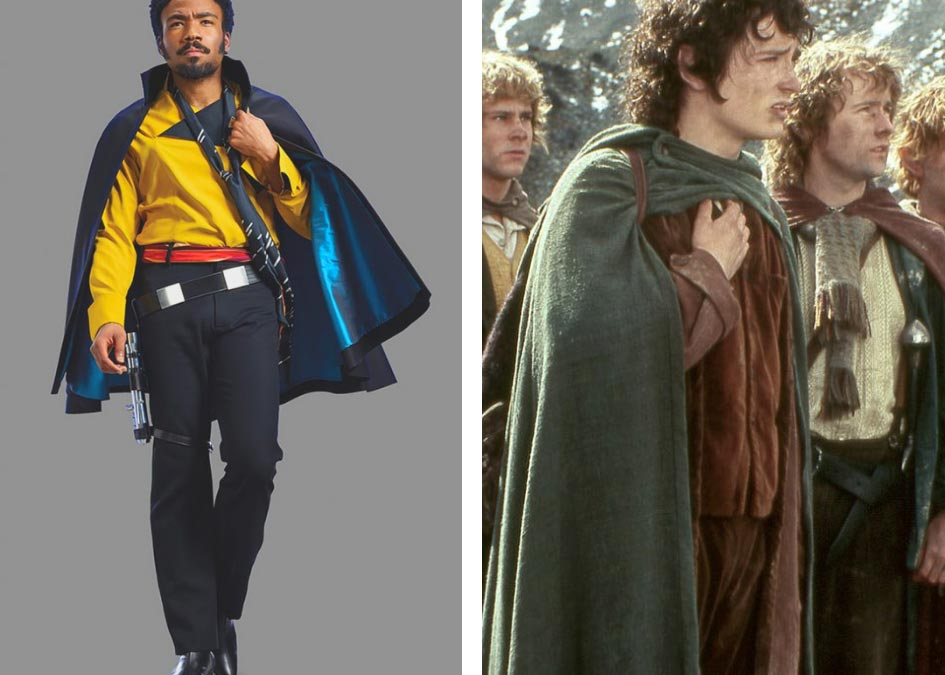 capes and cloaks