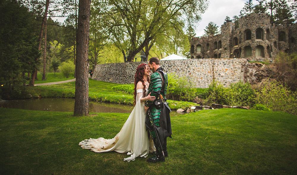 LOTR Wedding