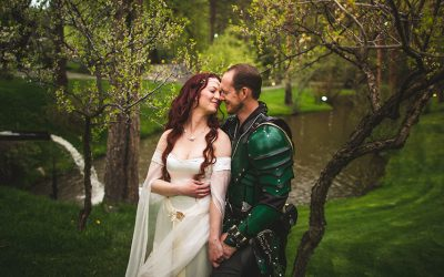 Medieval and LOTR Weddings