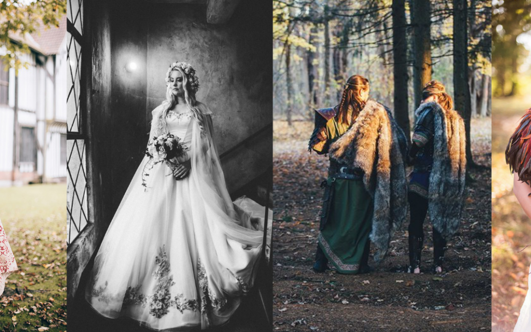 6 Ideas for your Medieval Wedding