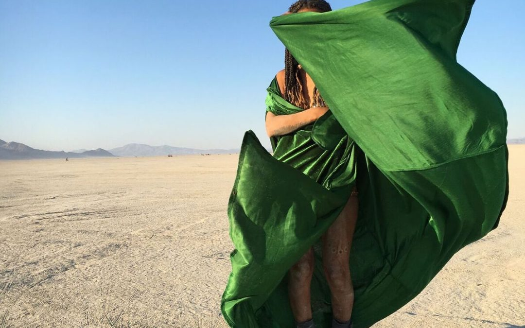 Medieval Capes on the Playa