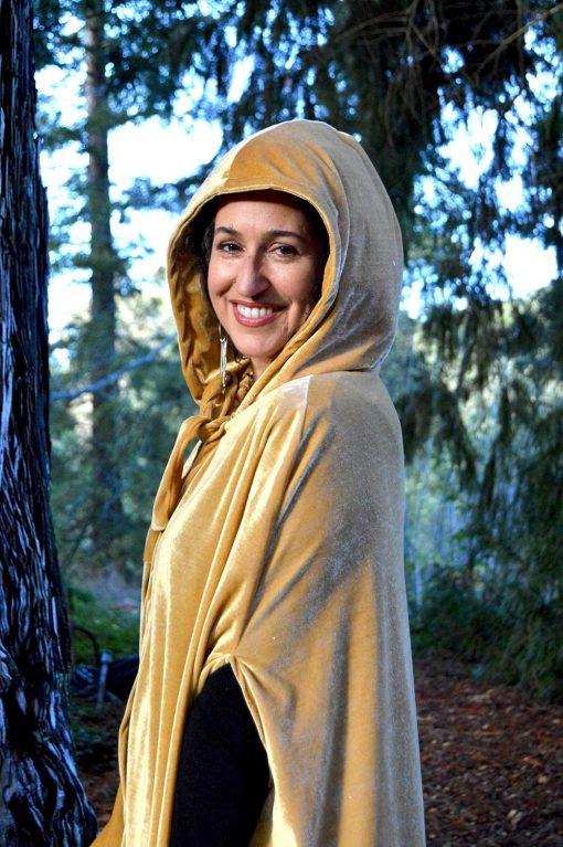 Hooded Cloak Hooded Cape