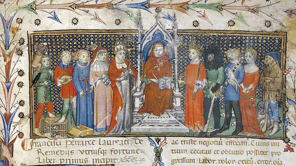 Italian Social Classes c. 1400