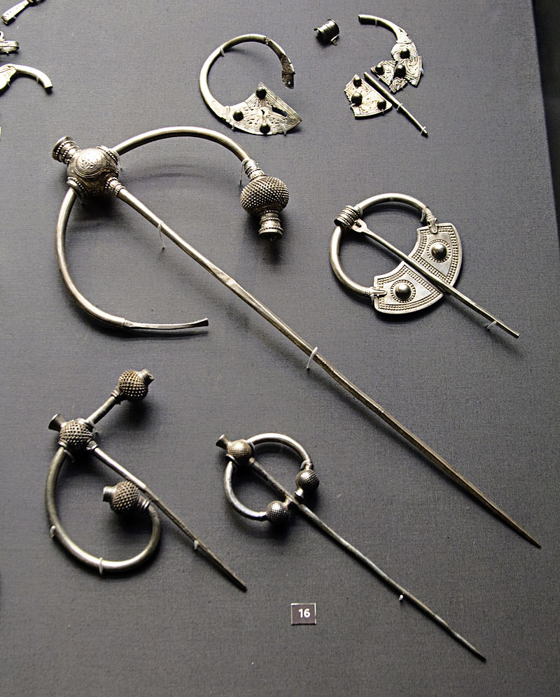 Viking Brooches