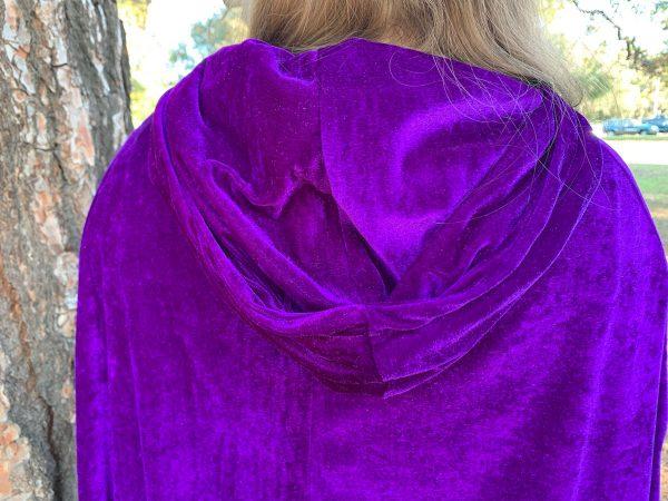 purple hood