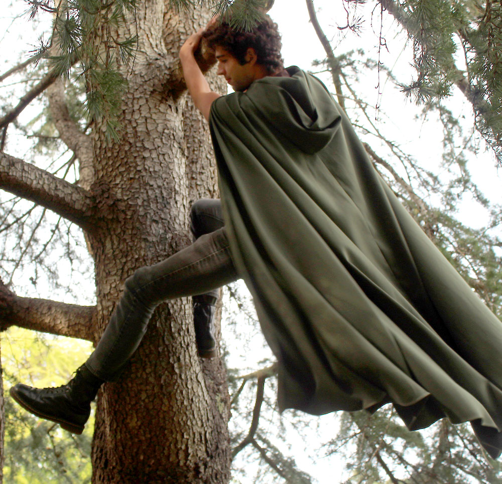Larping cloak