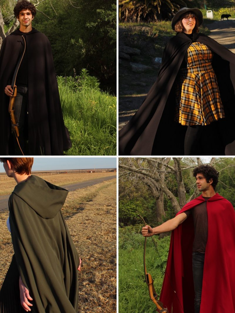 Cloaks for Sale