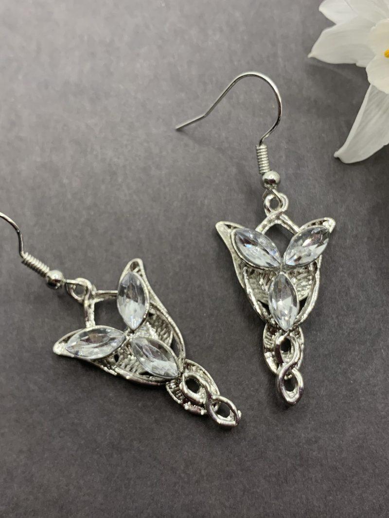 Arwen Crystal Earrings