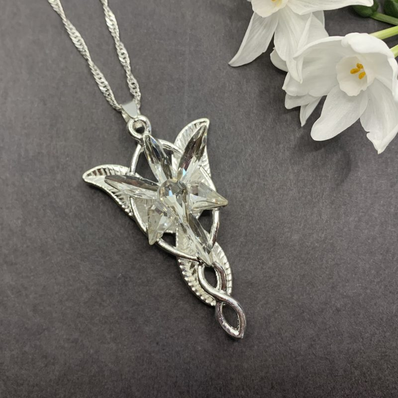 Arwen Elven Princess Pendant Necklace