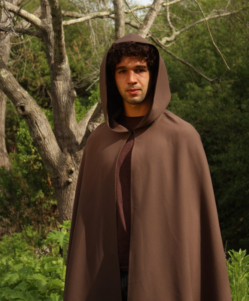 Men's Hooded Cloak