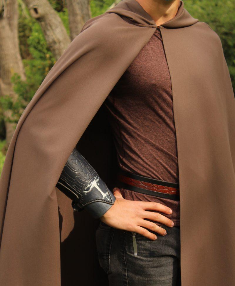 Men's Cloak Brown