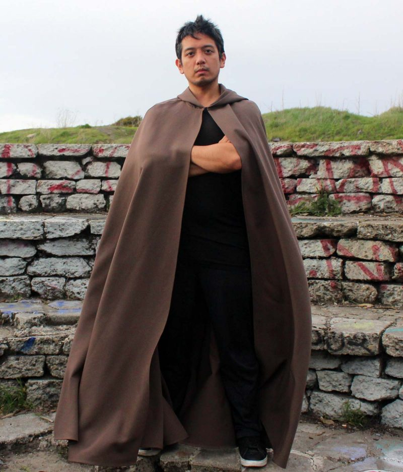 Capes versus Cloaks