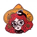 Red Headed Witch