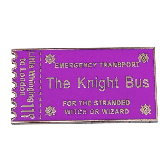 The Knight Bus Ticket