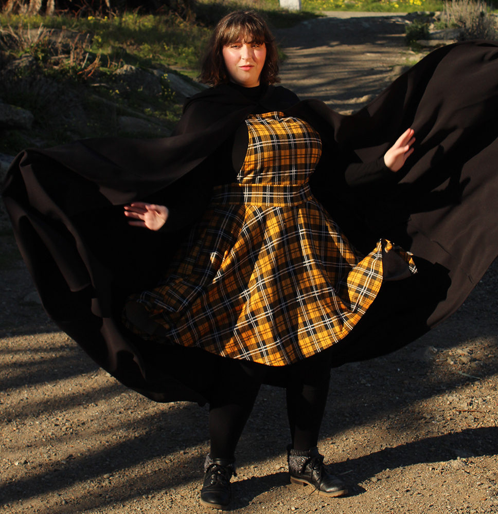 How to Style Your Cloak