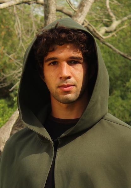 Men's Cloak Green